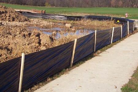 Silt Fence 3